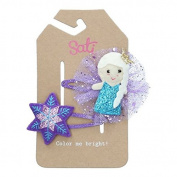 Sati Arctic Wonderland Little Princess Hair Clips for Girls