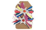Sati Celebrate Party Bow Hair Clips for Girls