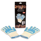 Professional Long Oven Gloves, Heat Resistant, Non-Slip, Perfect For All Your Cooking Needs, Potholder, Cooking Gloves, BBQ Gloves, Kitchen Gloves, Baking, Silicone Grip