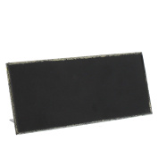 Set 5 Chalk Board Easel Signs | Long Label Place Card Tabletop