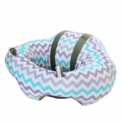 YRD TECH Nursing Pillow U Shaped Cuddle Baby Seat Infant Safe Dining Chair Cushion New