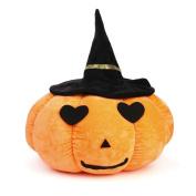 ✿Moseâ . !Classic Halloween Pumpkin Pillow, Devil Halloween Doll Doll Plush Toy