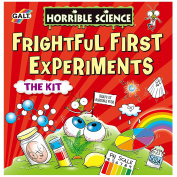 "Galt Toys ""Horrible Science"" Frightful First Experiment Kit"