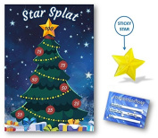 Christmas Family Game .•:*¨ STAR SPLAT ¨*:•. Family, Kids, Children, Office Xmas Party Game