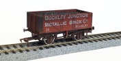 Dapol 4F-071-149 7 Plank Waggon Buckley Junction 24 Weathered