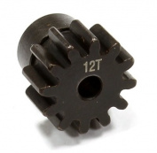 Integy Hobby RC Model T8717 Billet Machined HD Pinion Gear 12T for HPI Ken Block WR8 Flux