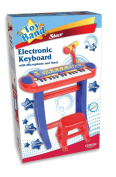 Bontempi 13 3240 Electronic Organ with Legs/Stool and Microphone