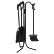 Panacea 15041 4-Piece Fireplace Tool Set