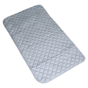 Life Journey Tech Magnetic Ironing Mat Pad Cover for washer, dryer or anywhere. 60cm x 50cm . Can be used as a padding protector for your appliances. Perfect iron blanket for quilting or travel.