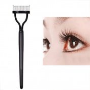 Eyelash Comb Pamty Eyebrow Brush Curlers Tool Cosmetic Brush Makeup Mascara Guide Applicator Eyebrow Grooming Brush Eyelash Curler Eye lashes Comb Makeup Tools