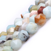AAA Grade Faceted Semi Precious Gemstone Beads for Cambay Jewellery Making