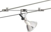 Tech Lighting 700KPIV05S, K-Pivot, 14cm Wide Kable Lite Lamp, Satin Nickel