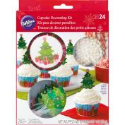 Cupcake Decorating Kit Makes 24-Tree