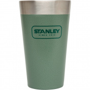 Stanley Adventure 470ml Stacking Vacuum Pint, Green