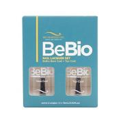 Bio Seaweed BeBio Nail Lacquer Base Coat & Top Coat