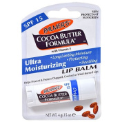 3 Pack of Cocoa Butter Formula Lip Balm,