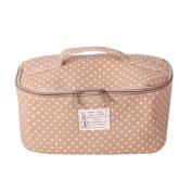 Memela(TM) Portable Travel makeup bag Toiletry Bag Multifunction Cosmetic Bag Travel Organiser