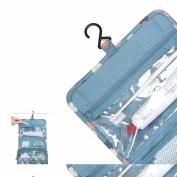 Memela(TM) Portable Travel makeup bag Toiletry Bag Multifunction Cosmetic Bag Waterproof Travel Organiser