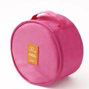 Memela(TM)Portable Bra Underwear Case Toiletry Bag Multifunction Cosmetic Bag Waterproof Organiser for Travel