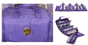 JOY Travel Sized Better Beauty Case ~ Purple