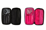 Cocoly Portable Travel Mini Makeup bag Makeup Beauty Case Cosmetic Bag