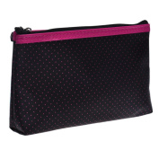 FENZL Travel Cosmetic Bags Brush Pouch Toiletry Portable Makeup Kit Organiser