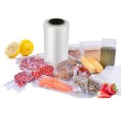 One Roll Portable Vacuum Storage Bag Sealed Vacuum Sealer Bag LEO