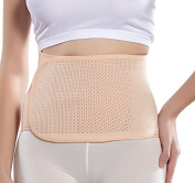 1PCS Maternity Belt- Fat Cellulite Burner Slimming Exercise Waist Sweat Belt Body Wrap Slimming Re-Shaping Abdominal Support Belt Girdle Binder