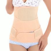 1PCS Enhanced Version Abdomen Cotton Belt- Closure 2in1 Elastic Postpartum Abdominal and Waist Band Recovery Belt Postnatal Body Slimming Shape