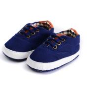 KaiCran Newborn Girl Boy Shoes Cute Soft Anti-slip Canvas Shoes