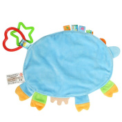 Cartoon Animal Appease Towel Toys cow