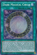 Dark Magical Circle - MP17-EN100 - Secret Rare - 1st Edition - 2017 Mega-Tin Mega Pack