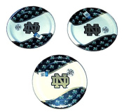Notre Dame Fighting Irish Party Bundle 23cm Plates