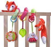 SKK Baby Infant Spiral Activity Toy