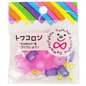Towa colon candy pop pink 20 pieces in / rubber 1 m