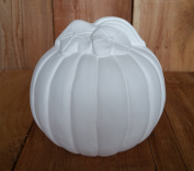 Ceramic Bisque Pumpkin Ready to Paint - Hand Poured in the USA