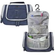 BUBM Hanging Toiletry Bag/ Cosmetic Case/ Travel Kit Organiser Bag for Women Makeup & Men Grooming