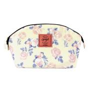 Comolife Elegant Rose Thin Cosmetic Bag , Size : W 7.08 x H 5.70 x D 3.14