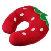 FENZL Comfortable Travel Pillow, U Shaped Neck Relax Memory Foam Pillow