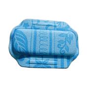 Comfortable Bath Pillow Spa Pillow Bathtub Pillow Bathtub Headrest for Home Spa Bath, J