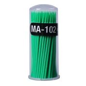 GZQ Cotton Swab Applicators Tube for Eyelash Extension Glue Removal Lashes Graft Tools 100PCS