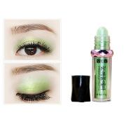 Fullfun Beads Eye Shadow Powder,Lips Powder Cosmetics