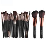Makeup Brush Brushes,22PCS Cosmetic Makeup Brush Brushes Set Foundation Powder Eyeshadow SL