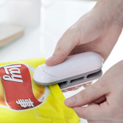 Creazy Portable Sealing Tool Heat Mini Handheld Plastic Bag Impluse Sealer