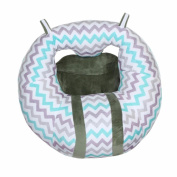 Baby Care,Seat,NOMENI Grey Nursing Pillow U Shaped Cuddle Baby Seat Infant Safe Dining Vute Chair Cushion New