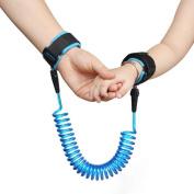 Shsyue Child Safety Leashes Safety Harness, Children Anti Lost Strap Wrist Walking Hand belt for Toddler Kids