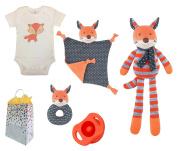 100% Organic 5 Item Baby Shower Gift Set
