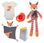 100% Organic 4 Item Baby Shower Gift Set