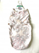 Baby Kiss Fleece Baby Swaddle