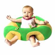 Singleluci Baby Infant U Shaped Nursing Pillow Seat Safe Dining Chair Cushion